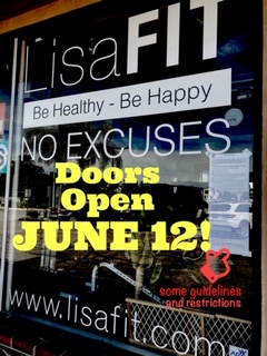 Doors Open June 12th