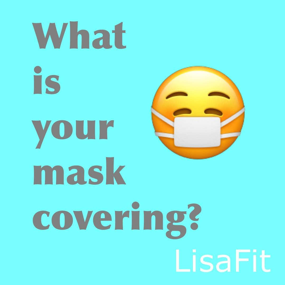What is your mask covering